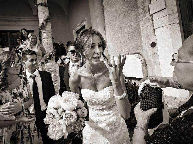Il matrimonio di Daniele e Isabella a Rodengo-Saiano, Brescia 24