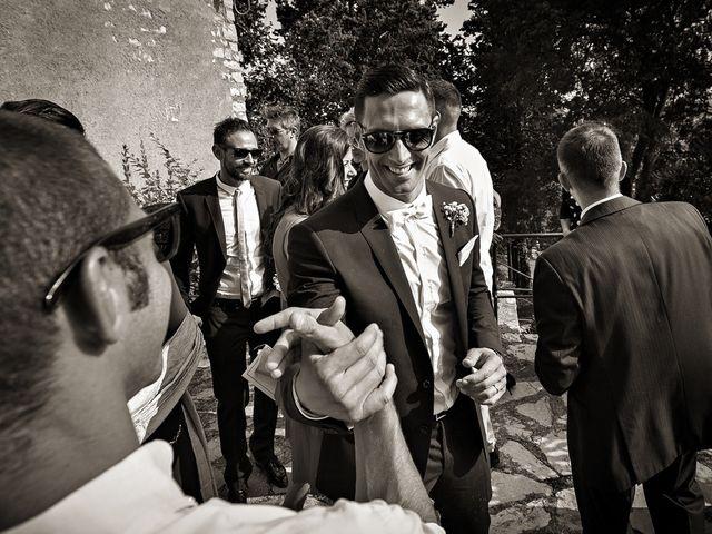 Il matrimonio di Daniele e Isabella a Rodengo-Saiano, Brescia 26