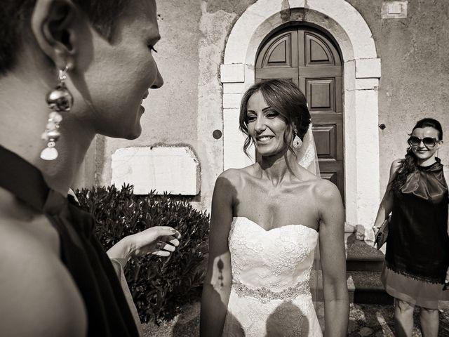 Il matrimonio di Daniele e Isabella a Rodengo-Saiano, Brescia 27