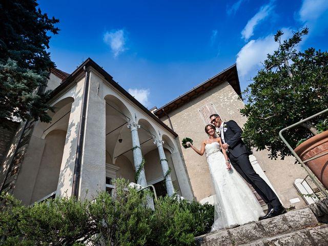 Il matrimonio di Daniele e Isabella a Rodengo-Saiano, Brescia 28