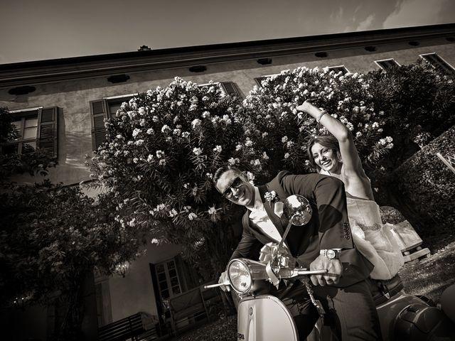 Il matrimonio di Daniele e Isabella a Rodengo-Saiano, Brescia 31