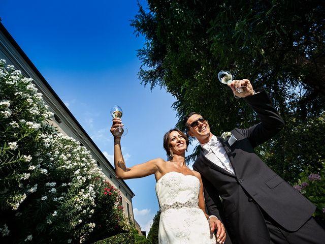 Il matrimonio di Daniele e Isabella a Rodengo-Saiano, Brescia 32