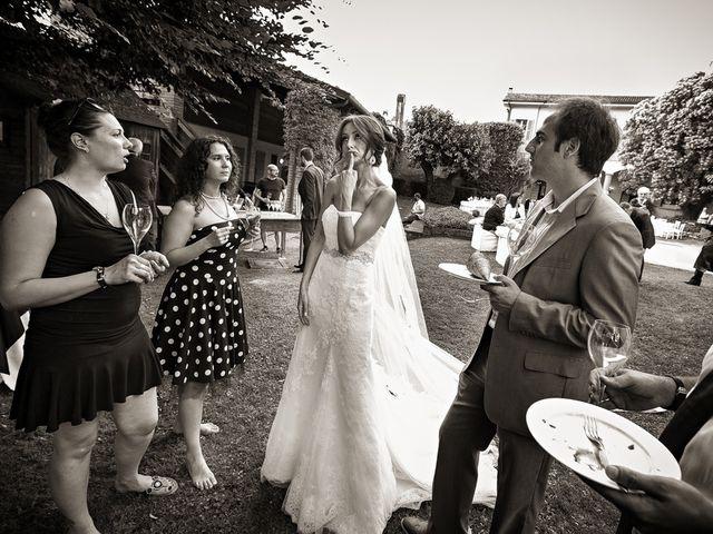 Il matrimonio di Daniele e Isabella a Rodengo-Saiano, Brescia 44