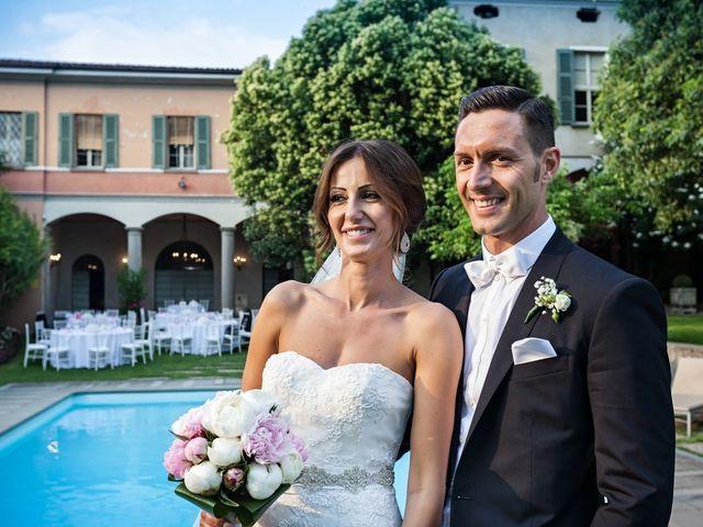 Il matrimonio di Daniele e Isabella a Rodengo-Saiano, Brescia 45