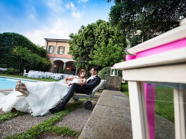 Il matrimonio di Daniele e Isabella a Rodengo-Saiano, Brescia 46