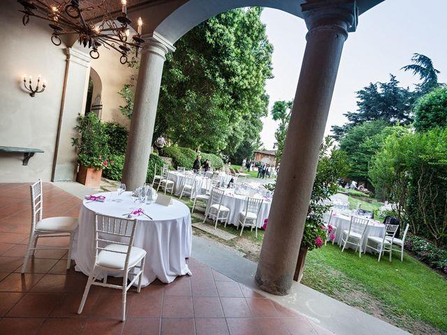 Il matrimonio di Daniele e Isabella a Rodengo-Saiano, Brescia 48