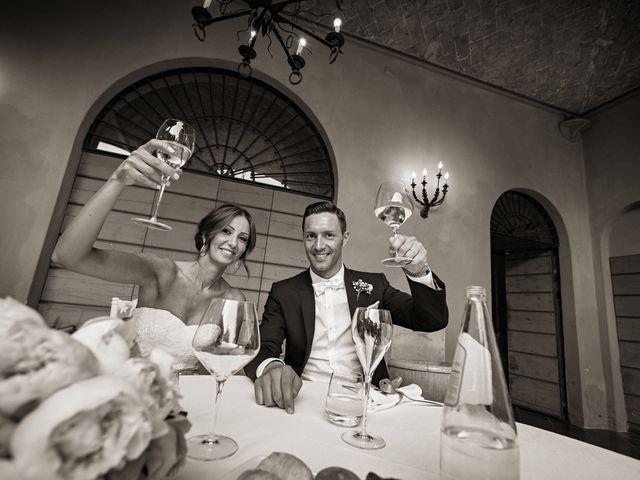 Il matrimonio di Daniele e Isabella a Rodengo-Saiano, Brescia 50