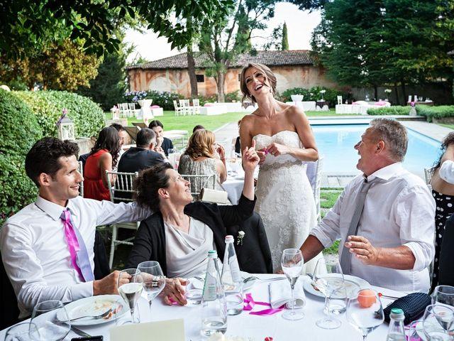 Il matrimonio di Daniele e Isabella a Rodengo-Saiano, Brescia 53