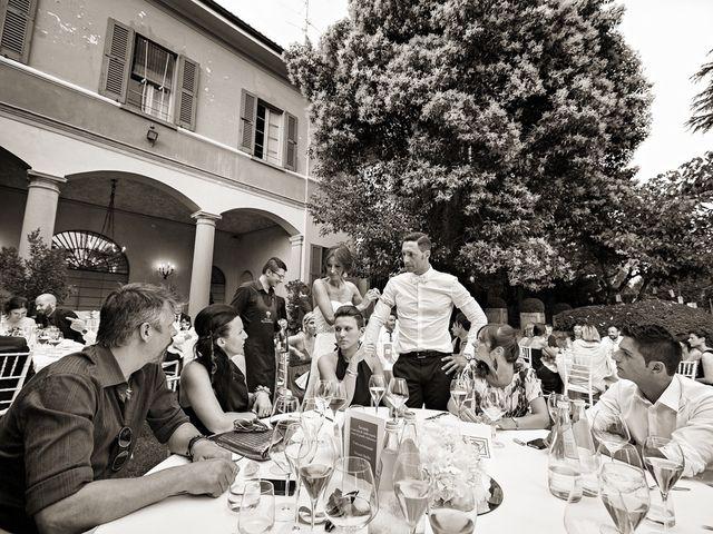 Il matrimonio di Daniele e Isabella a Rodengo-Saiano, Brescia 54