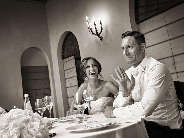 Il matrimonio di Daniele e Isabella a Rodengo-Saiano, Brescia 55