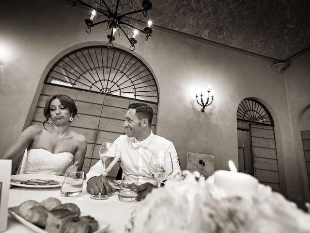 Il matrimonio di Daniele e Isabella a Rodengo-Saiano, Brescia 56