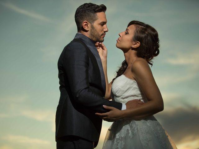 le nozze di Mariana e Pietro