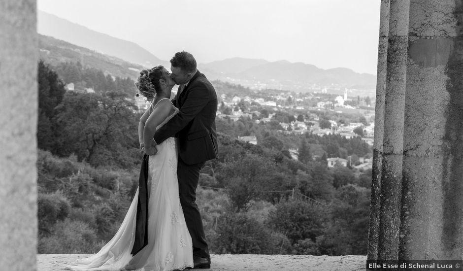Il matrimonio di Edis e Jessica a Pedavena, Belluno