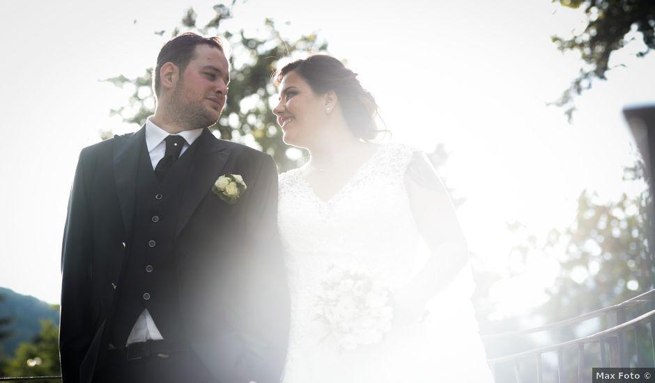 Il matrimonio di Davide e Tiziana a Rivara, Torino