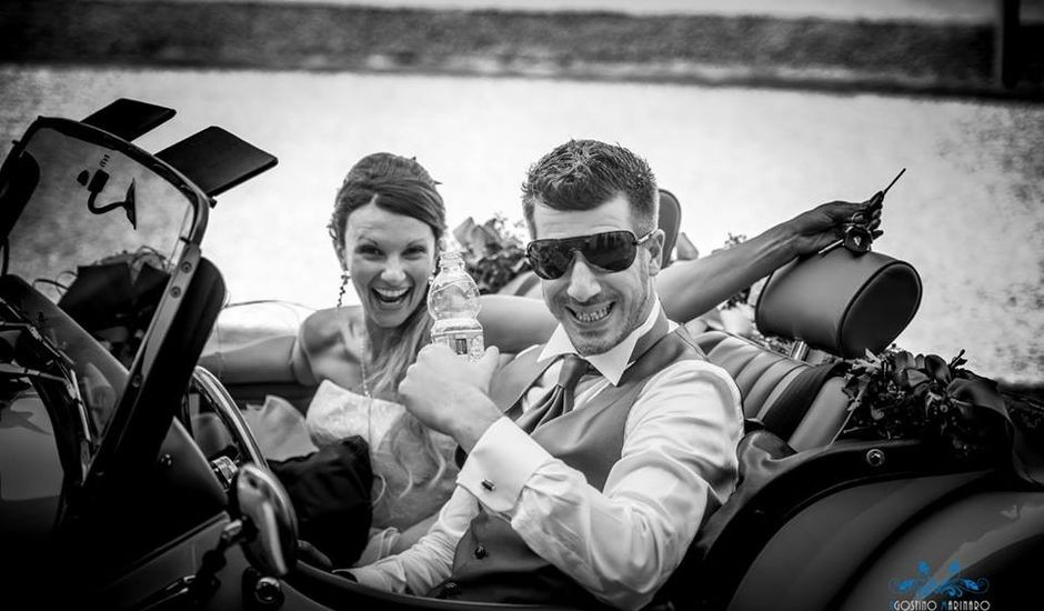 Il matrimonio di Luca e Tiziana a Senago, Milano
