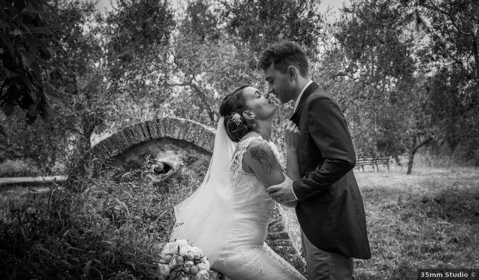 Il matrimonio di Giacomo e Cheyenne a Graffignano, Viterbo