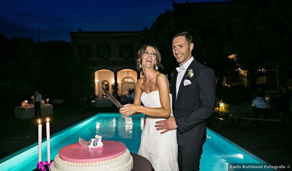 Il matrimonio di Daniele e Isabella a Rodengo-Saiano, Brescia