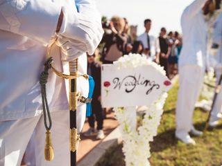 Le nozze di Evelyn e Agatino