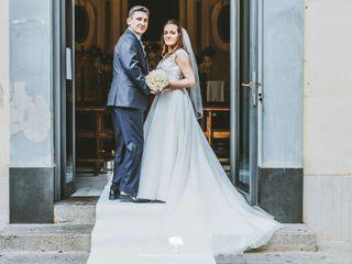 Le nozze di Sylwia e Michal 2