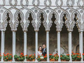 Le nozze di Sylwia e Michal