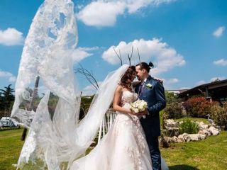 Le nozze di Antonio e Jasmine
