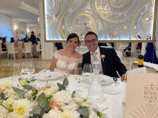 Le nozze di Antonella e Gennaro