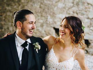 Le nozze di Gianluca e Lisa
