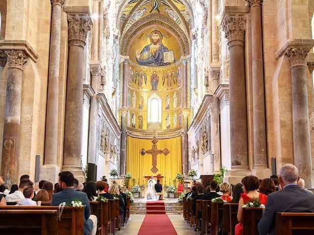 Il matrimonio di Rosario e Valeria a Cefalù, Palermo 10
