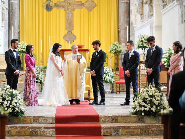 Il matrimonio di Rosario e Valeria a Cefalù, Palermo 11