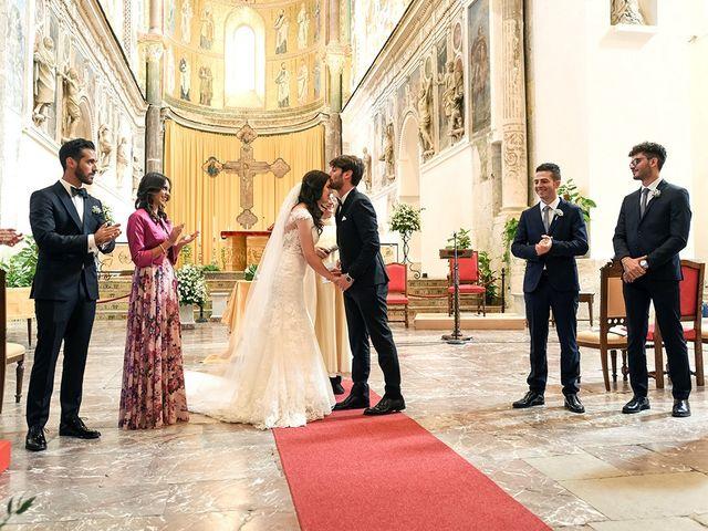 Il matrimonio di Rosario e Valeria a Cefalù, Palermo 12