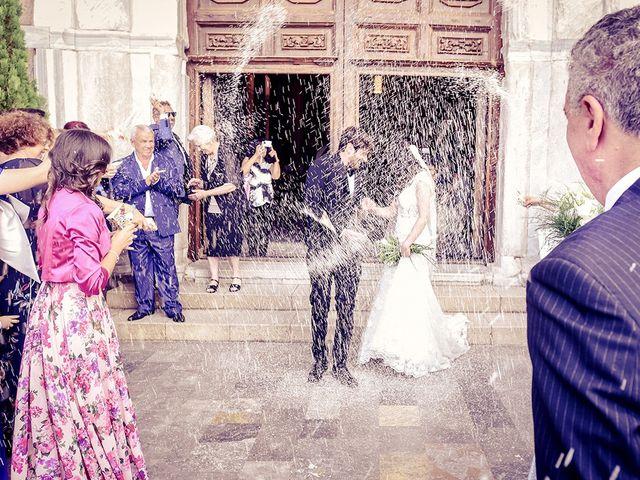Il matrimonio di Rosario e Valeria a Cefalù, Palermo 14