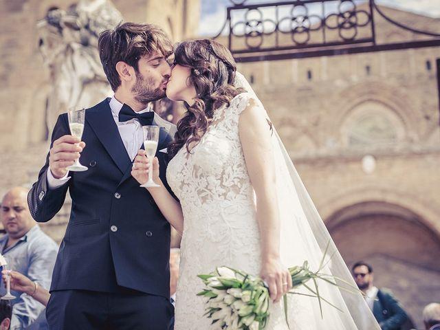 Il matrimonio di Rosario e Valeria a Cefalù, Palermo 15