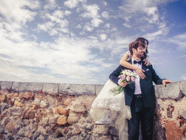 Il matrimonio di Rosario e Valeria a Cefalù, Palermo 16
