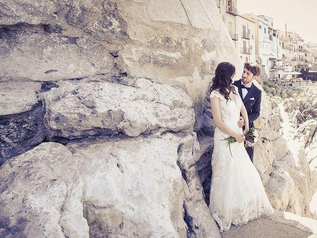 Il matrimonio di Rosario e Valeria a Cefalù, Palermo 17