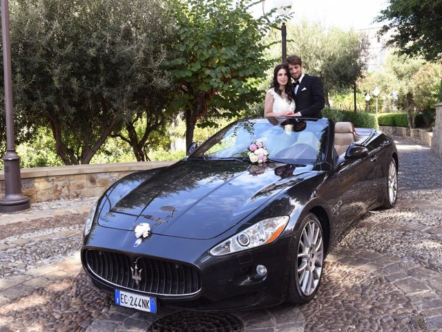 Il matrimonio di Rosario e Valeria a Cefalù, Palermo 21