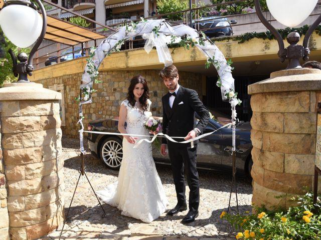 Il matrimonio di Rosario e Valeria a Cefalù, Palermo 22