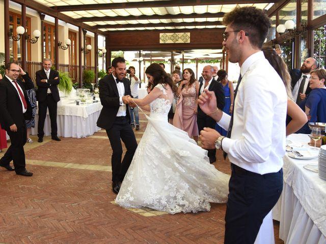 Il matrimonio di Rosario e Valeria a Cefalù, Palermo 28