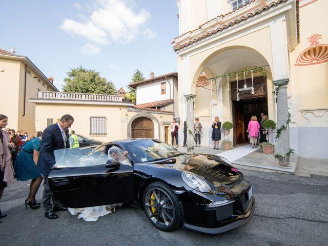 Il matrimonio di Luciano e Giulia a Moncrivello, Vercelli 6