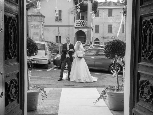 Il matrimonio di Luciano e Giulia a Moncrivello, Vercelli 7