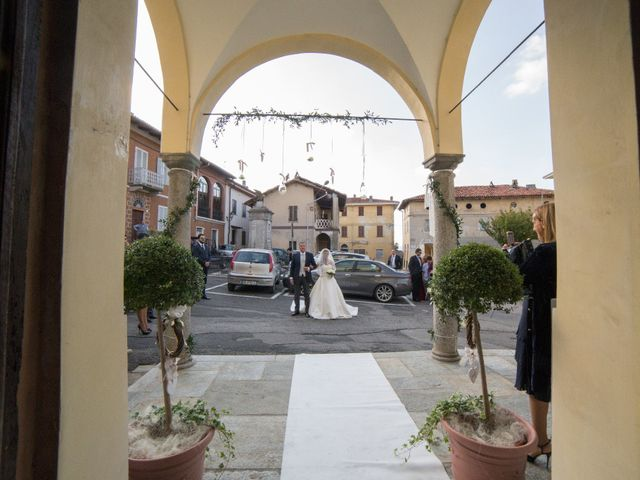 Il matrimonio di Luciano e Giulia a Moncrivello, Vercelli 8