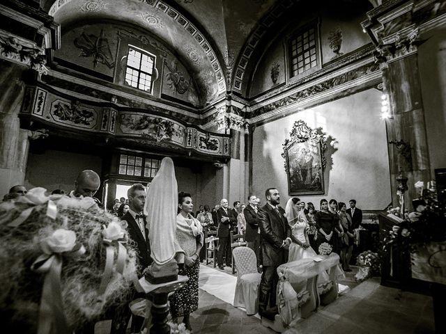 Il matrimonio di Luciano e Giulia a Moncrivello, Vercelli 9