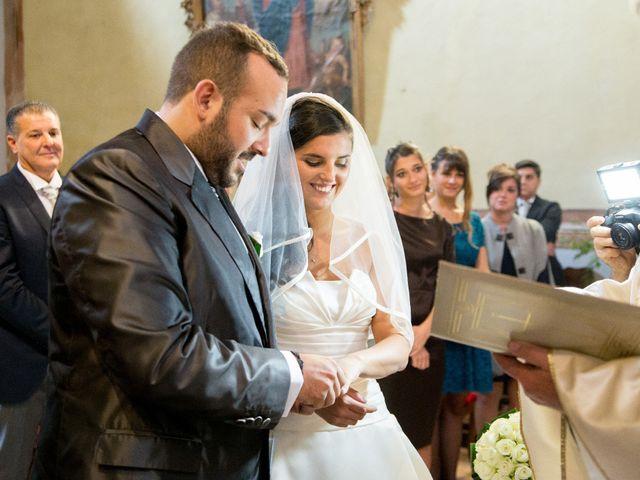 Il matrimonio di Luciano e Giulia a Moncrivello, Vercelli 11