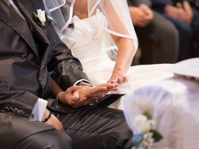 Il matrimonio di Luciano e Giulia a Moncrivello, Vercelli 12