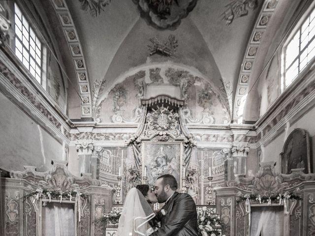 Il matrimonio di Luciano e Giulia a Moncrivello, Vercelli 13