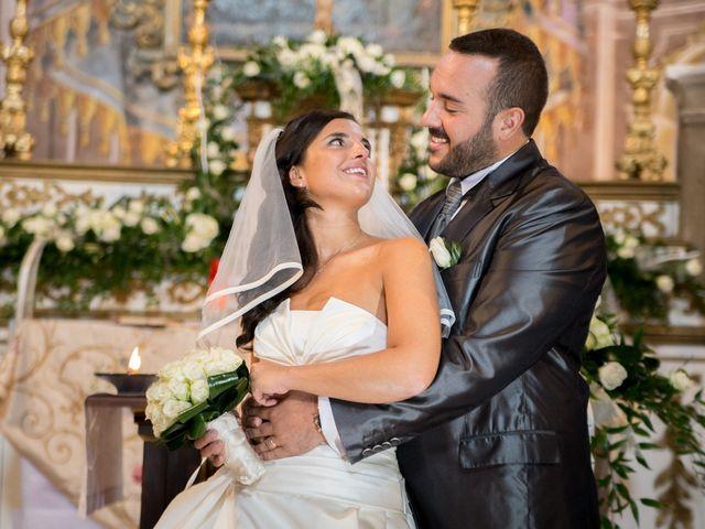 Il matrimonio di Luciano e Giulia a Moncrivello, Vercelli 14