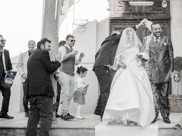 Il matrimonio di Luciano e Giulia a Moncrivello, Vercelli 15
