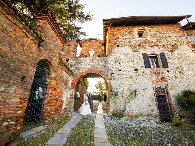 Il matrimonio di Luciano e Giulia a Moncrivello, Vercelli 17