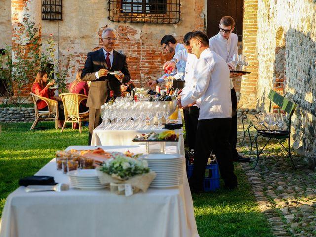 Il matrimonio di Luciano e Giulia a Moncrivello, Vercelli 19