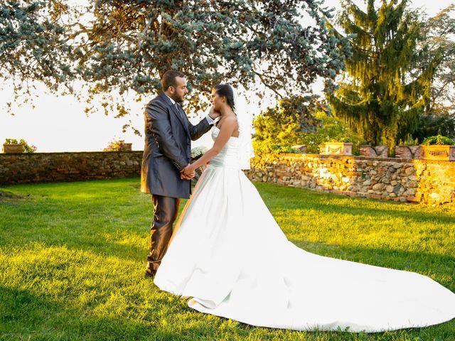 Il matrimonio di Luciano e Giulia a Moncrivello, Vercelli 20