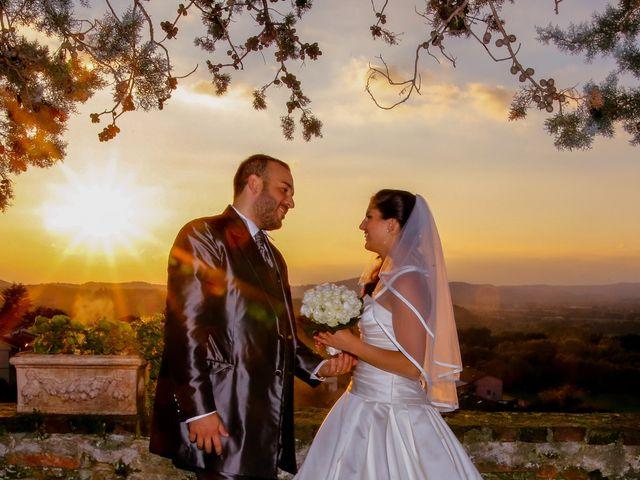 Il matrimonio di Luciano e Giulia a Moncrivello, Vercelli 23